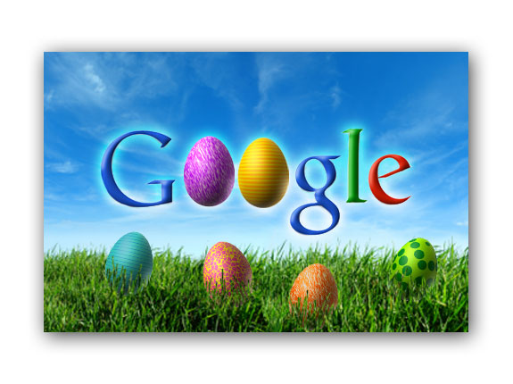 google - Descubra Easter Eggs escondidos nos sites da Google